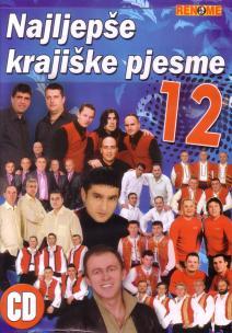 Najljepse Krajiske Pjesme -Diskografija 12434